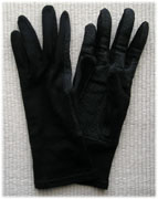 運転中の日焼け防止用手袋