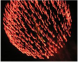 花火の写真 その1