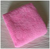 浮腫み防止の腕用の枕