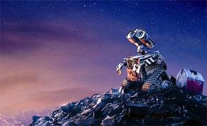 映画「WALL・E(ウォーリー)」