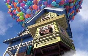 映画「カールじいさんの空飛ぶ家」