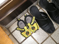 12cmの靴