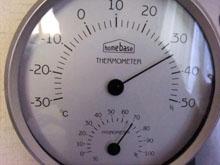 室温34度