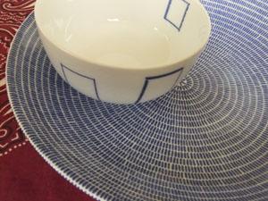 皿とご飯茶碗