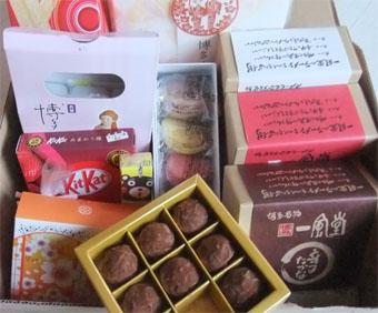 九州のお菓子など