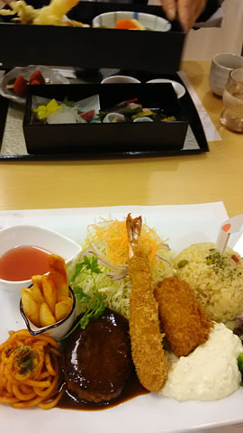 Aneto_lunch